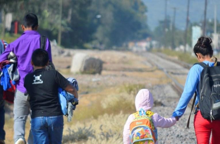 Una nueva iniciativa protegerá a los niños en México de los peligros de la migración