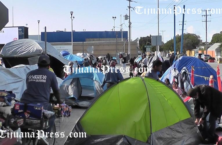 Situación en el campamento «Va a peor» dice investigadora