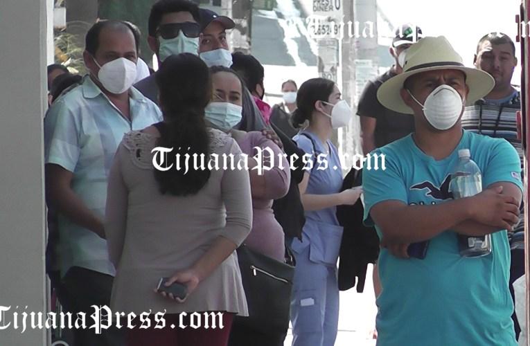 BC rebasa 46000 contagios en pandemia