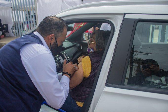 Chile rebasa a RU en vacunación y es tercer lugar mundial… México no llega ni al 4%
