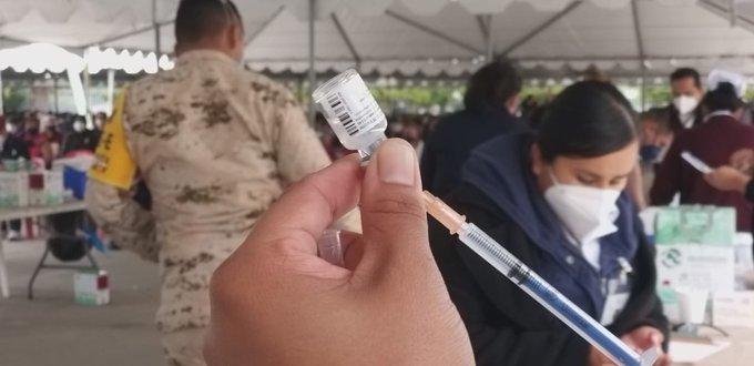 Continuará la vacunación en Tijuana este jueves