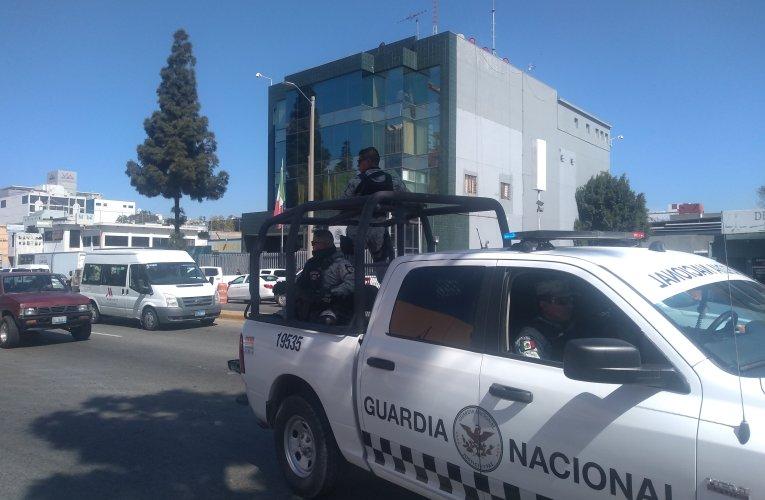 Refuerzan seguridad en delegación de Fiscalía federal tras amenazas de CJNG