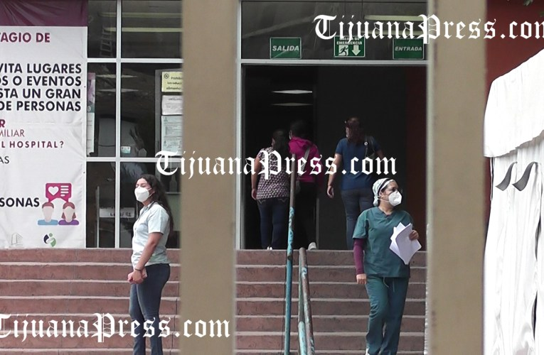 En abril, bajan casos en Tijuana, suben en Mexicali