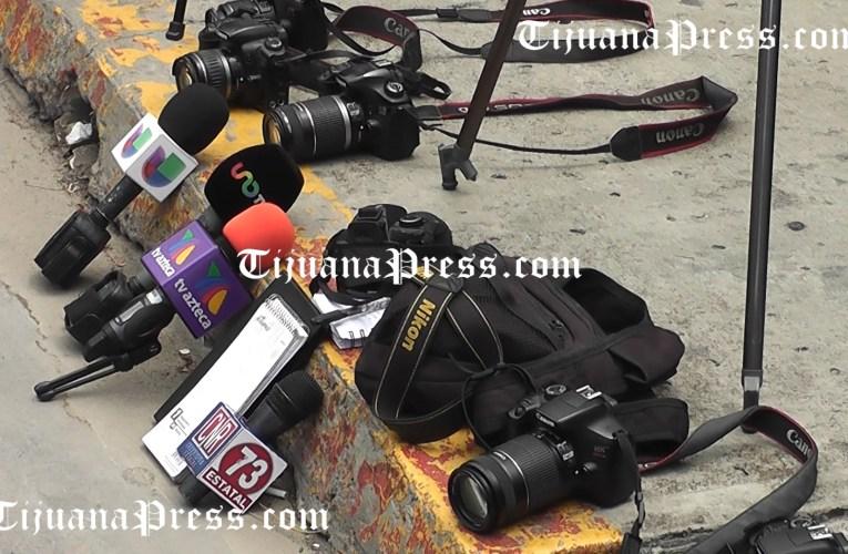 Otra vez, aumentan las agresiones contra periodistas en México