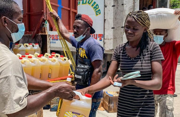 La OIM busca 15 millones de dólares para los afectados del terremoto en Haití