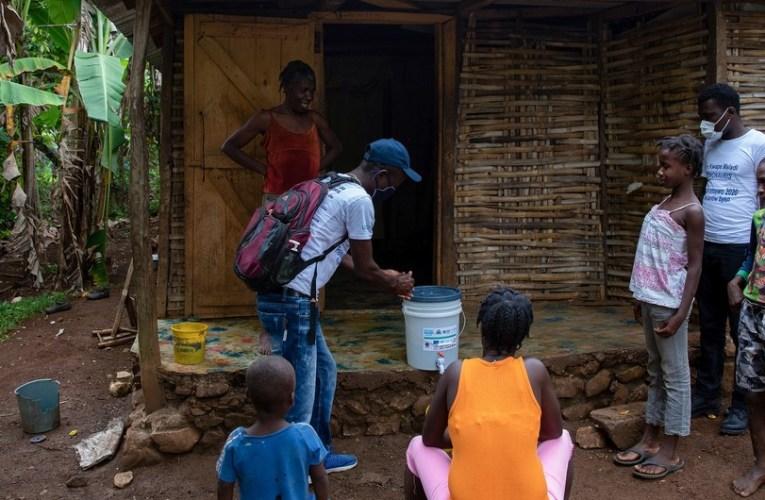 Llega a UNICEF a Haití tras terremoto y evalúa necesidades más urgentes