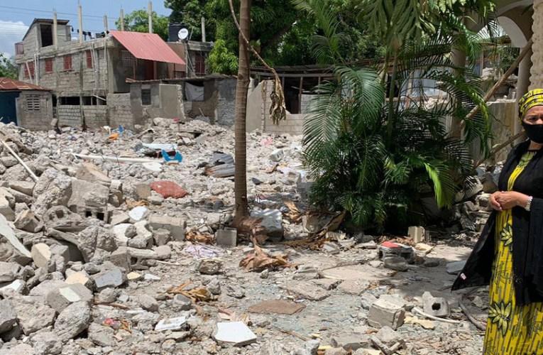 La ONU elogia la capacidad de resistencia de los haitianos tras el terremoto