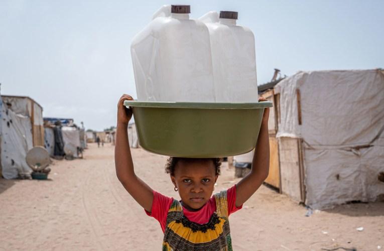El agua, riesgo de desastre o escasez grave, según la zona del mundo