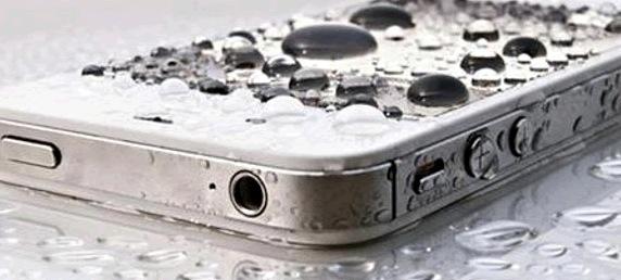 קורוזיה באייפון