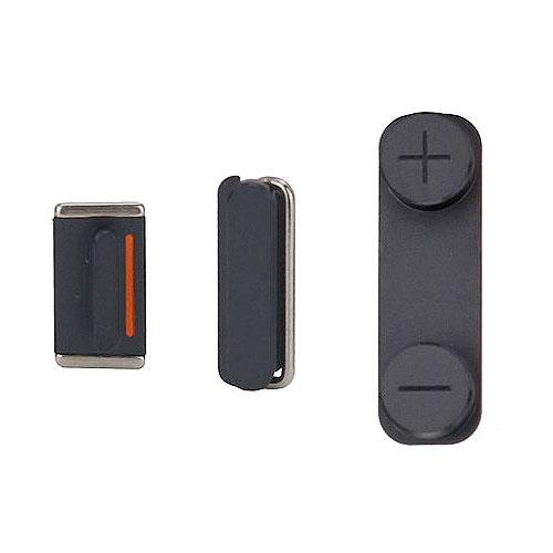 אייפון 5 ערכת ברגים - שחור