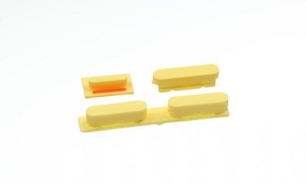 אייפון 5C ערכת ברגים - צהוב