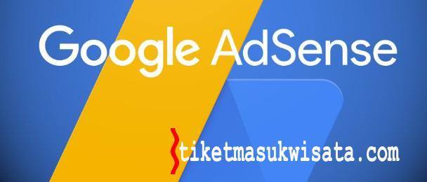 Google Adsense Tak Kunjung Approve di Tiketmasukwisata Bikin Galau