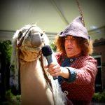 Dag 23 - Music Challenge - Everyone - Pratend paard