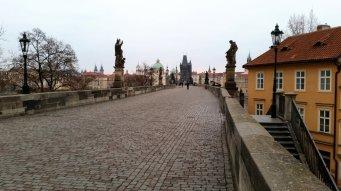 Praag (20) - Karelsbrug - Charles Bridge