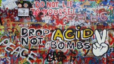 Praag (72) - Lennon Wall