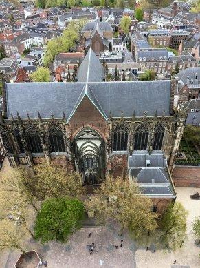 Beklimming Domtoren Utrecht (17)