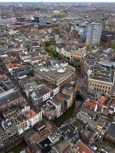 Beklimming Domtoren Utrecht - Uitzicht (5)