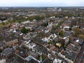Beklimming Domtoren Utrecht - Uitzicht (7)
