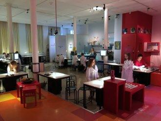 Universiteitsmuseum Utrecht - Het Lab (2)