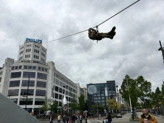 Landmacht dagen 18 Septemberplein Eindhoven 2017 (8)