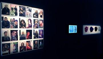 Stedelijk museum Breda - facial recognition
