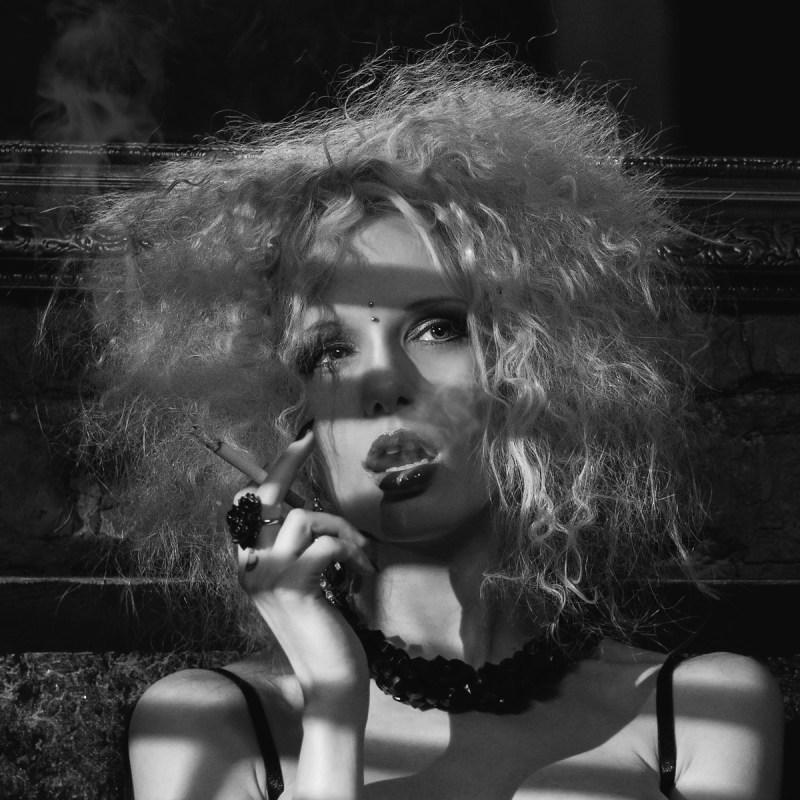 Курс Андрея Разумовского. 7 занятие в студии SunLight Studio на Электрозаводской. Модель: Алиса Лисс