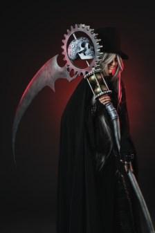 Grim Reaper The Undertaker