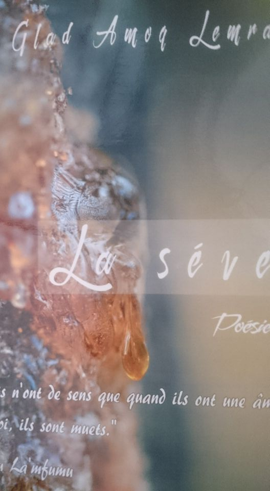 "Prefacing poetry – ""La Sève"" – Out 4th of Nov 2016 –"