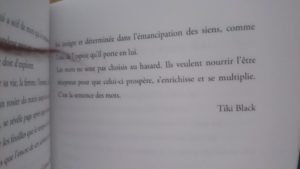 Preface by Tiki Black 2 - La Sève par Glad Amog Lemra