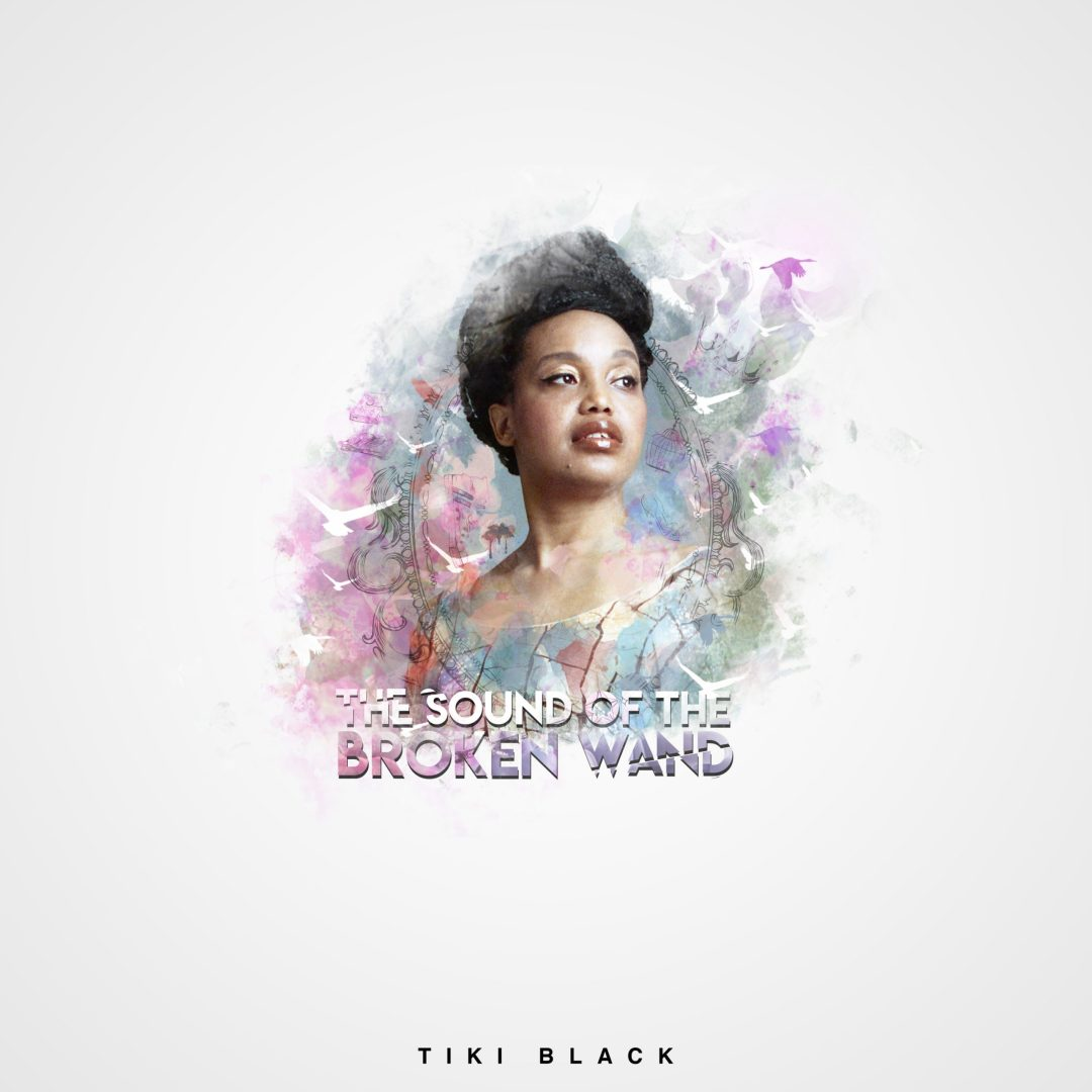 The Sound of the Broken Wand CD Album Cover Art
