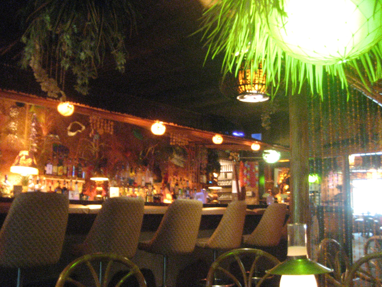 The bar of the Hala Kahiki in River Grove