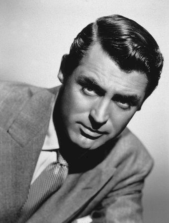 Cary Grant hairstyles, haircuts and hair