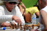 Chess Peeps.