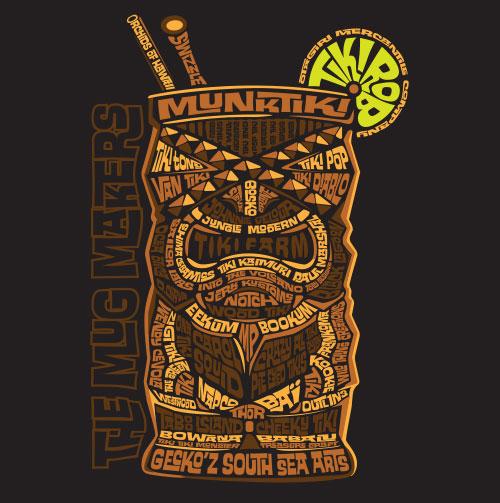 Tiki Mug Makers Shirt
