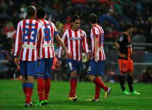 atletico madrid valencia 1-1