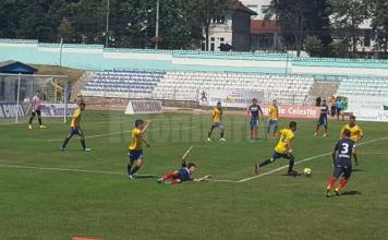 Foresta 0-6 ASA Tg. Mureș
