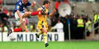 Euro 96 -European Championships- France v Romania - St James Park , Newcastle