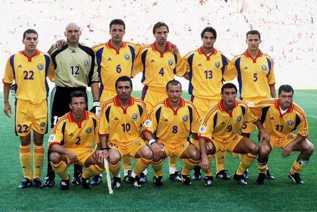 romania portugalia 2000