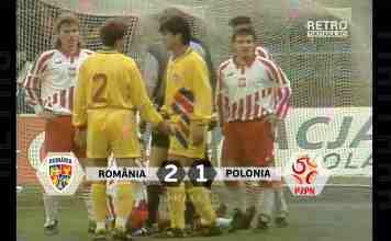 Romania Polonia 1995