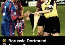 Borusia Dortmund Steuaa 1996