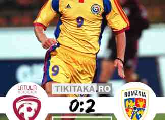 Letonia Romania 0-2