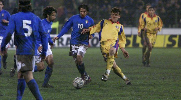 Romania - Italia 0-2