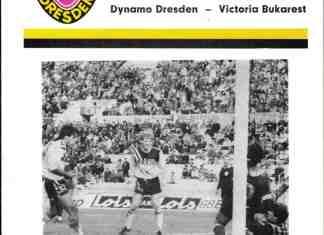 Dinamo Dresda Victoria Bucuresti