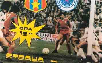Steaua Rangers 1988