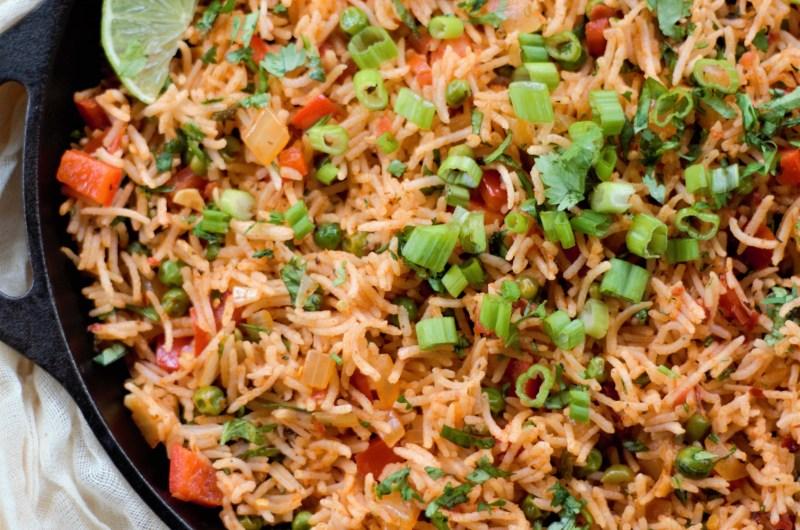 Chimichurri Fried Rice