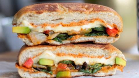 chipotle sandwich