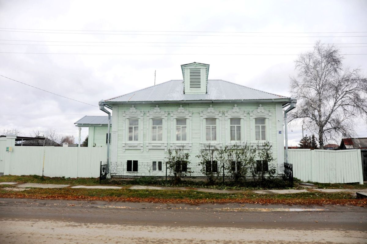 Ra Ra Rasputin and the Churches of Tyumen, Siberia