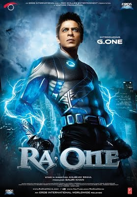 I am the One in Ra.One with Shah Rukh Khan