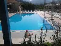 فندق مطعم ومسبح الكرم   عيون الوادي  حمص