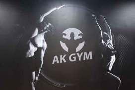 نادي رياضي  AK GYM   دمشق